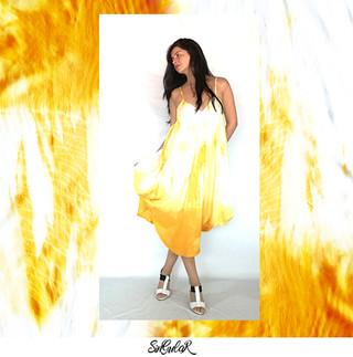 Vestido Explosión