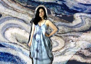 Vestido Marmol