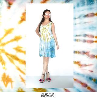 Vestido Rayo de Sol