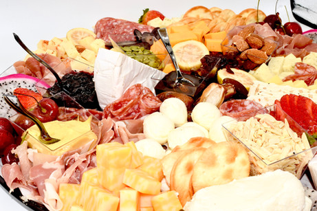 CUSTOMIZE ANY CHARCUTERIE BOARD