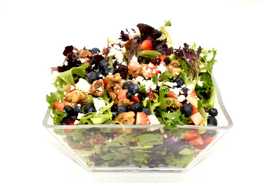 OUR NUMBER 1 SELLING SALAD IS: THE BISTRO SALAD WITH BALSAMIC DRESSING