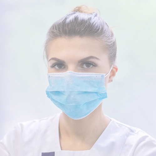 Disposable Medical Facemasks – Case of 500 Masks – Limited Quantities!