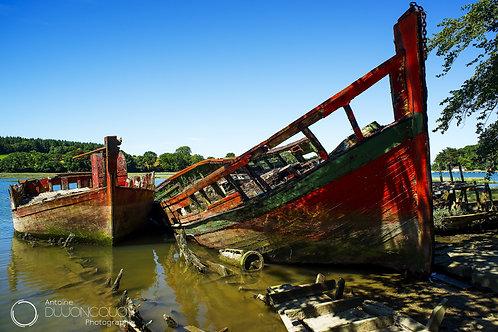 Cimetière de bateaux , Le Bono