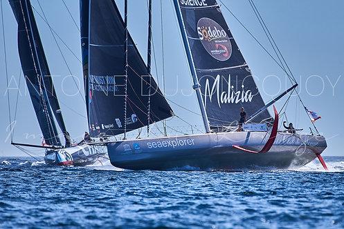 Sea Explorer-Malizia et Charal