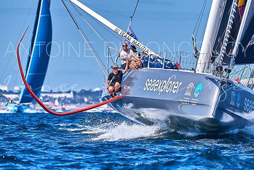 Sea Explorer-Malizia 3