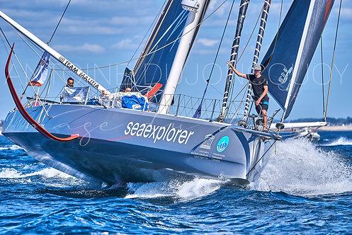 Sea Explorer-Malizia 1