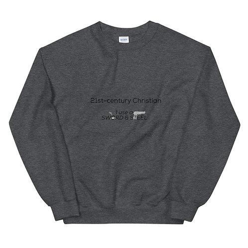 21st Century Christian Sweatshirt
