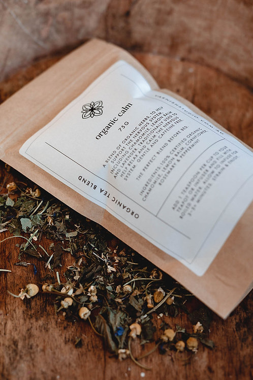 Organic Calm Loose Leaf Tea