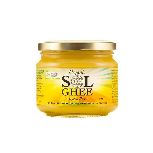 Organic Sol Ghee