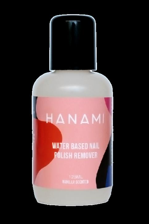 Nail Polish Remover Water Based 125ML (French Vanilla)
