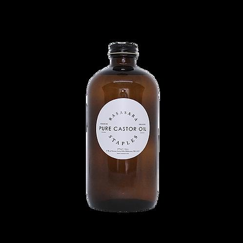 Premium Organic Castor Oil