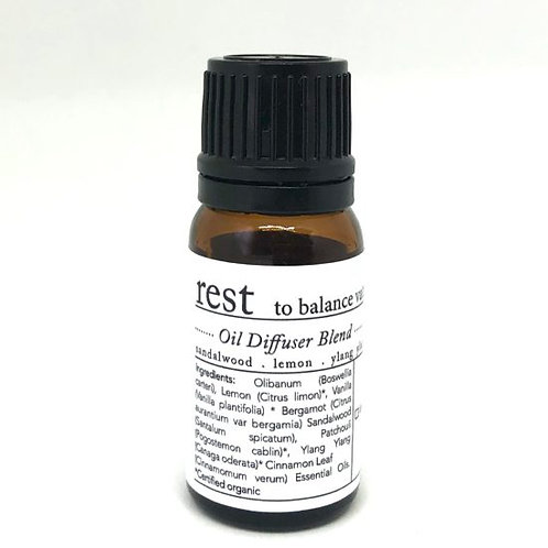 Rest - Diffuser oil