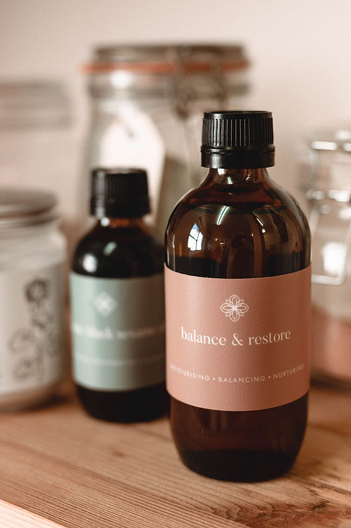 Balance & Restore Body Oil