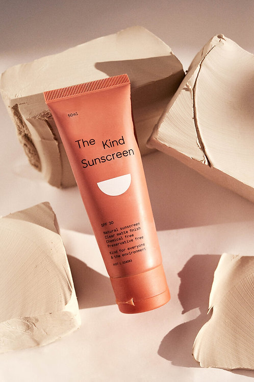 The Kind Sunscreen