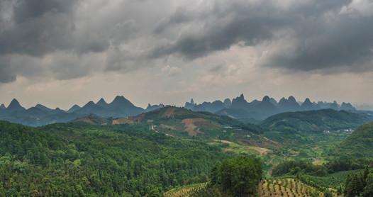 From Yangshuo to Xianggong Mountain
