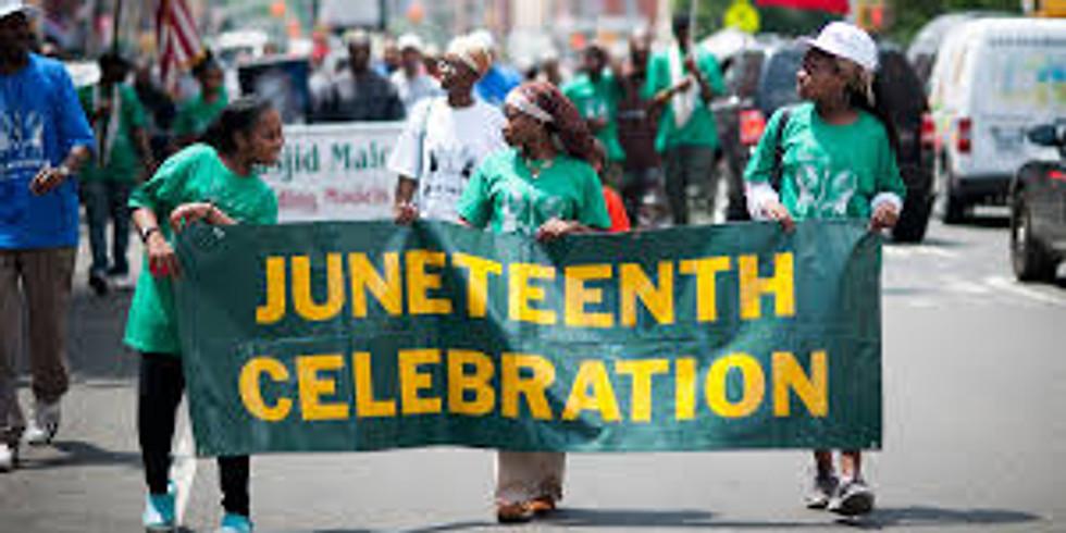 Juneteenth Celebration & Resource Fair