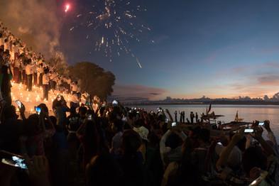 Lighting Festival Thadingyut