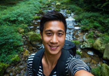Nature-Selfie