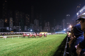 Happy Valley Horse Race