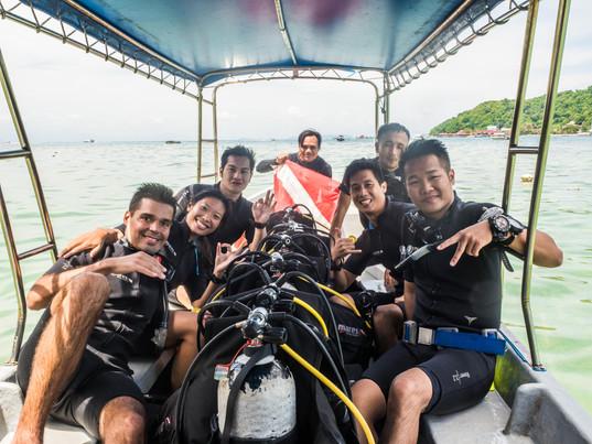 Open Water Dive Team