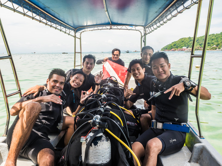 Open Water Dive Team
