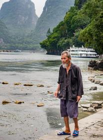 Fisherman @ Lijiang River