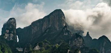 Tianmen Mountain II