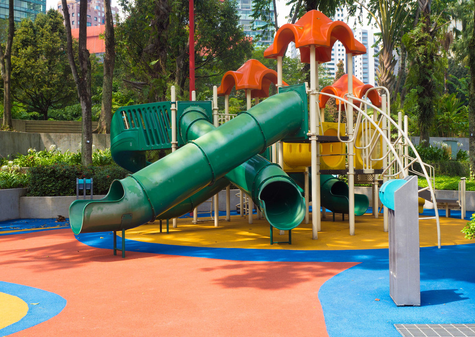 Colourful Playground @ KLCC Park