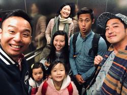Kenny's family