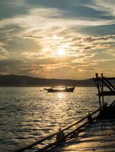Sunset @ a Boat Cruise