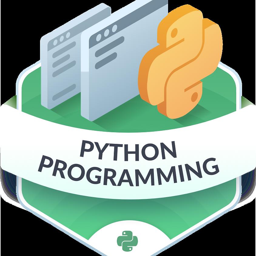 Python Programming 101 - Part 4