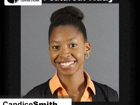 Featured Friday: Candice Smith