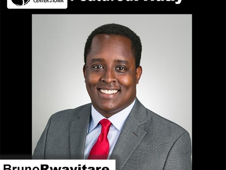 Featured Friday: Bruno Rwayitare