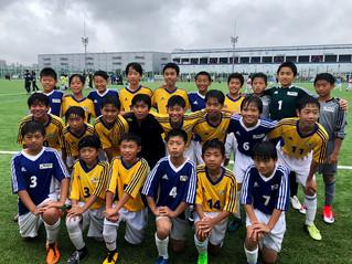 U-12ジュニアサッカーワールドチャレンジ2018
