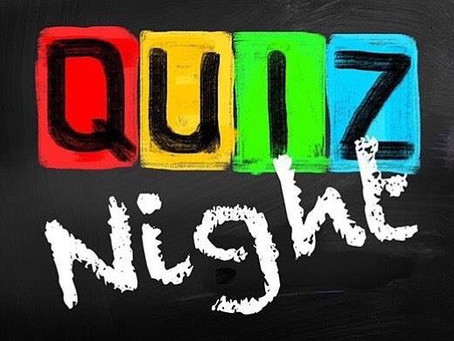 Fun Quiz - Monday, 11 November 2019