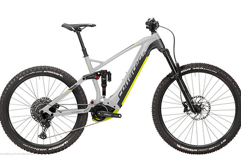 E-MOUNTAINBIKE / E-POWER RS 160 ELITE