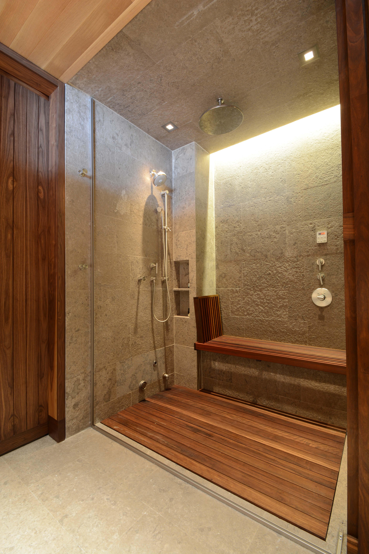 slusher shower
