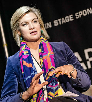 Kristy Lansdown, Project Director, Eleph