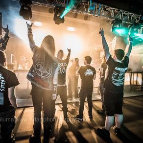 Uprising Festival, 13.-15.09.2019. Leicester, UK