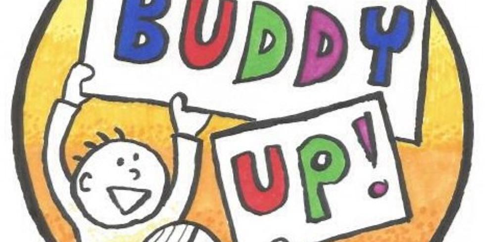 Buddy Up! virtual watch party