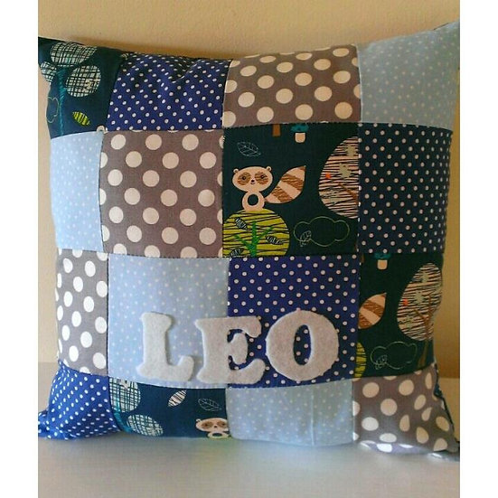 Personalised Patchwork Cushions