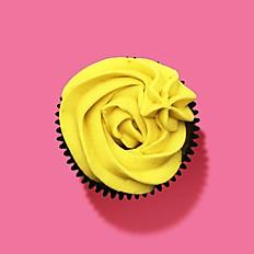 Grain-Free Lemon Cupcakes