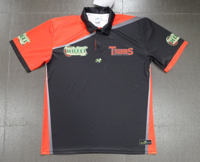 Tigers Baseball Polo