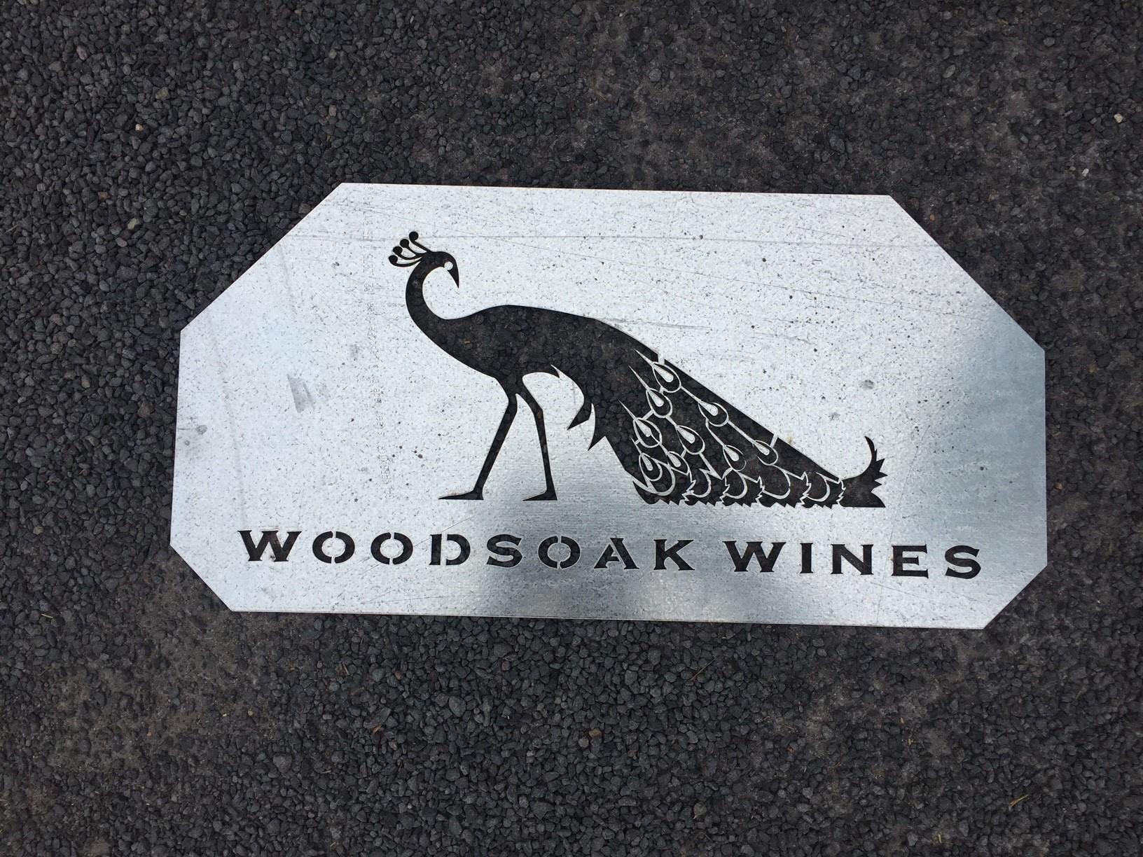 Woodsoak Stencil