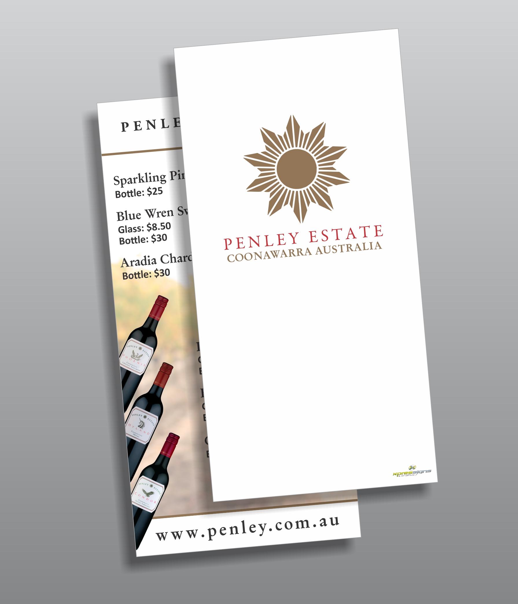 Penley Estate DL Card