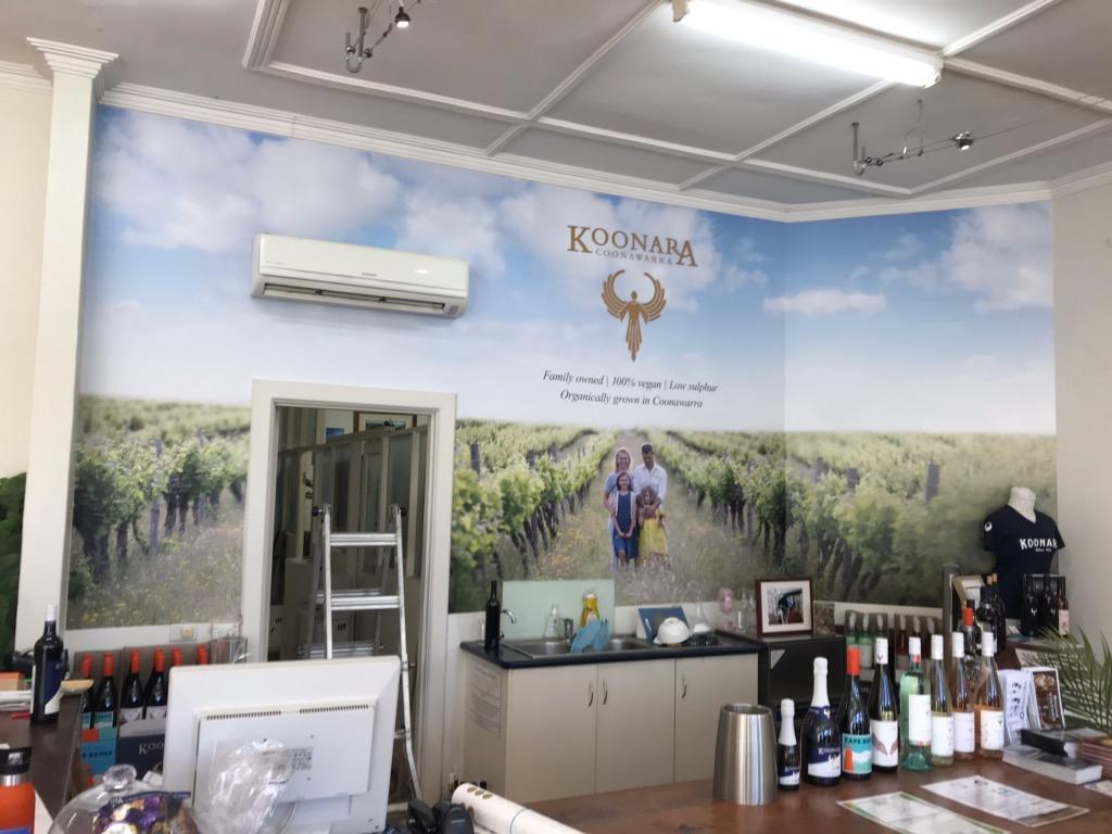 Koonara Wines Wallpaper