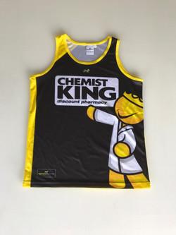 Chemist King Singlet