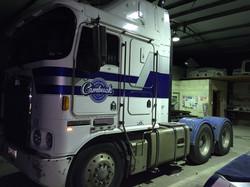 Cambuck Truck