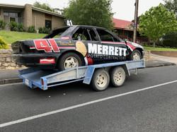 Scott Merrett Speedway Car