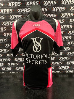 Victorious Secrets Touch Footy Tee's